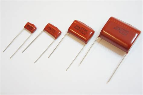 capacitor codes 104k metallized polyester capacitor 103k 630v pitch 10mm metallized polyester capacitor on
