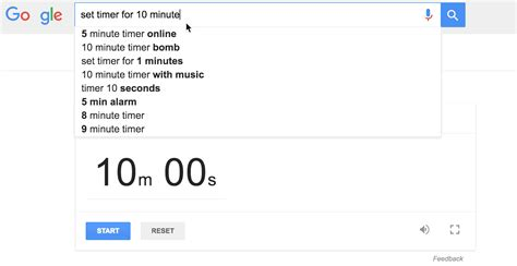 10 minute countdown timer youtube