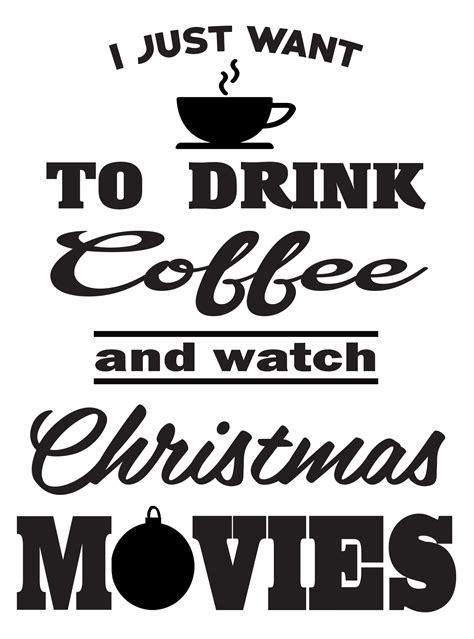 christmas movies svg file  svg files