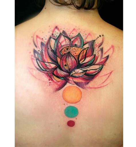 watercolor tattoos pros and cons tatuaż kwiat lotosu wzory modne i kobiece na r 243 żne