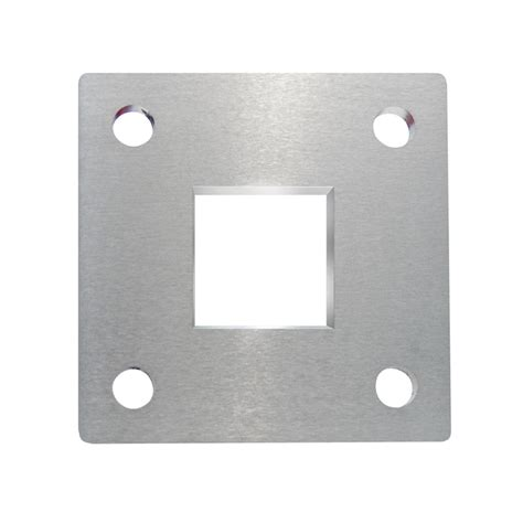 Floor Anchor Plate by Stainless Steel Anchor Plate V2a 92x92mm Square Ronde