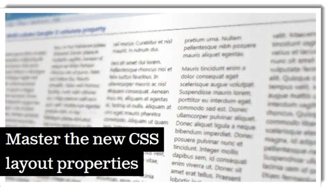 quiz css layout master the new css layout properties articles dmxzone com