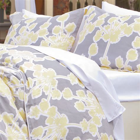 Modern Print Duvet Covers floral print designer duvet cover the ashbury modern duvet covers and duvet sets by crane