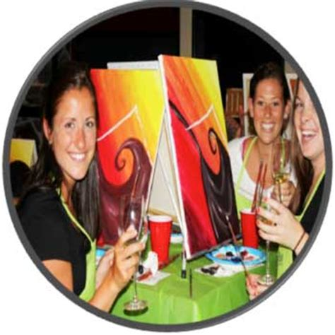 paint nite yonkers ny paint fundraiser for the virginia eyler scholarship