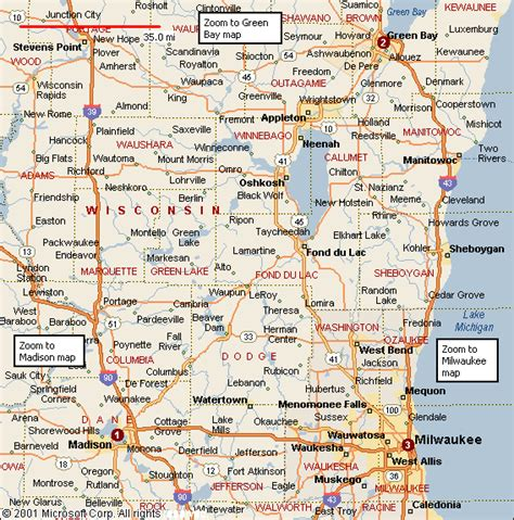 map of wisconsin cities wisconsin cities alphabetical alphabetically cities map of wisconsin population of wisconsin