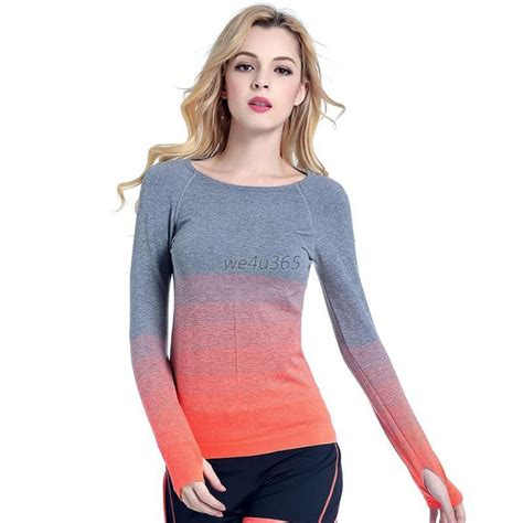 Sports Sleeve T Shirt sports shirt top fitness running