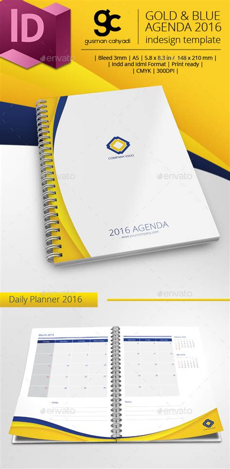 Daily Calendar Template Indesign Get Ready For 2016 With Printable Monthly Calendar And