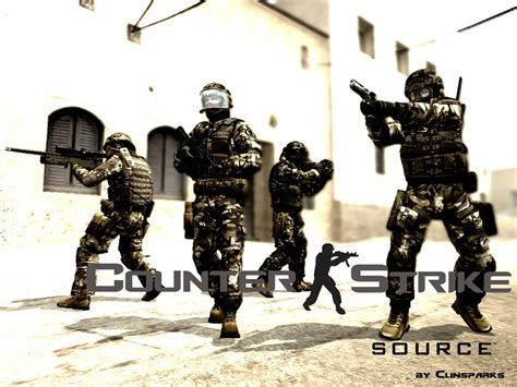 L Strike by Wallpapers Counter Strike Source Wallpapers