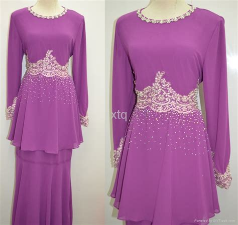 pattern baju melayu 2014 transend chiffon design beading 2014 design baju kurung