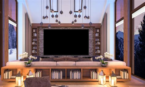 luxury home automation systems residential