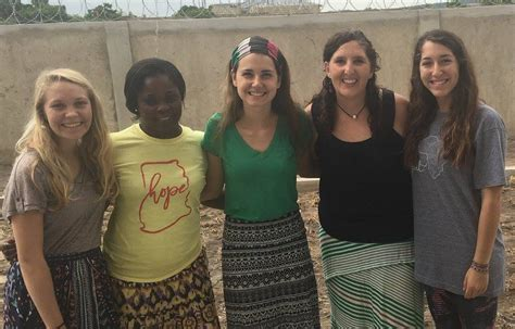 Mba Internships South Africa by Freshman Spends Summer Before College As Intern In Africa
