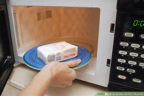 4 ways to soften butter quickly wikihow