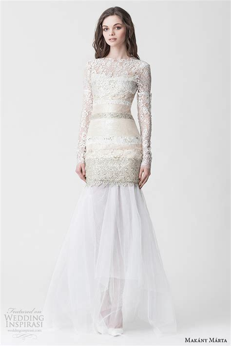 Makany Marta Wedding Dresses ? Midsummer Night?s Dream Bridal Collection   Wedding Inspirasi
