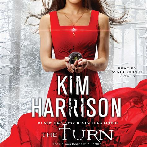 the turn audiobook by harrison for just 5 95