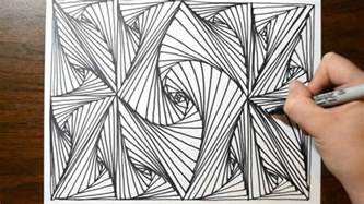 cool doodle drawing cool sketch doodle technique drawing a random pattern