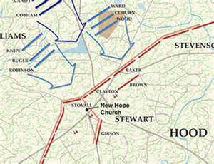 The battle of new hope church summary amp facts civilwar org