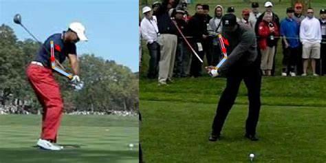 in to in golf swing the role of the right arm in the golf downswing golf