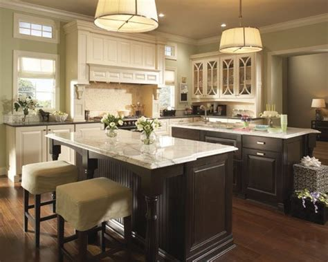 Kitchens With Different Colored Islands kitchen design gallery kbd kitchens by design