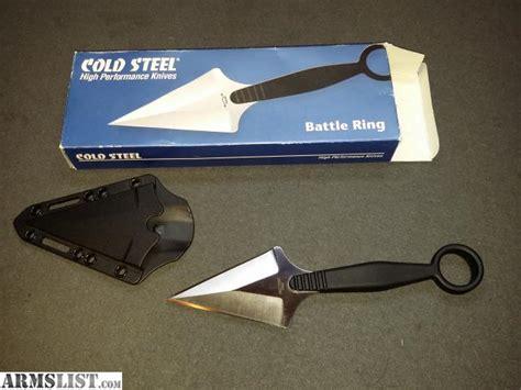 cold steel battle ring armslist for sale cold steel battle ring