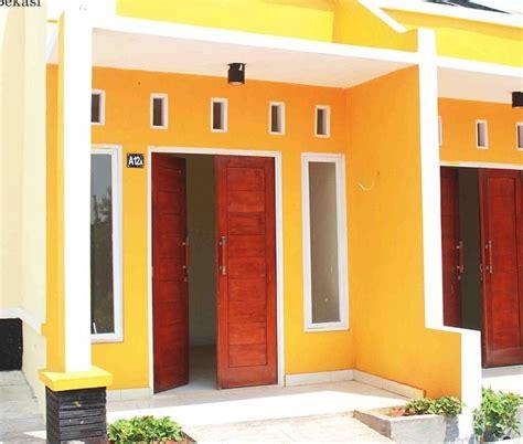 warna cat rumah minimalis tampak depan ndik home