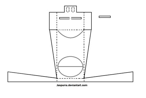 mini paper basketball game template by jaspurra on