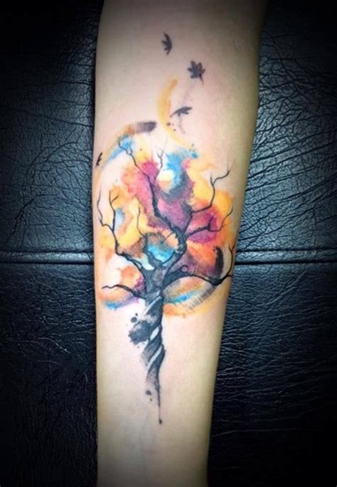 watercolor tattoo nh 100 glowing color designs to ink