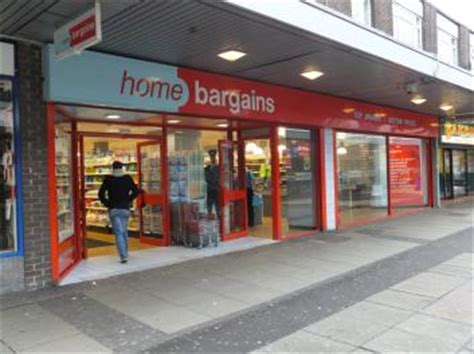 home bargains princess parade bury opening times