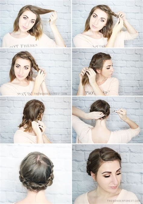 mhaircuta to give an earthy style 101 best images about short hair tutorials on pinterest
