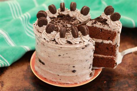 oreo cake gemmas bigger bolder baking
