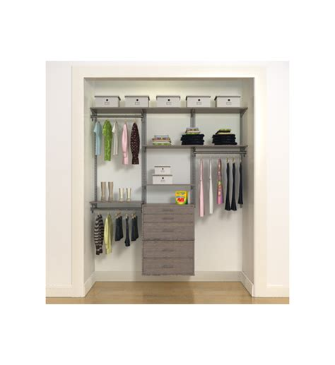 Freedomrail Closet freedomrail closet style c in pre designed