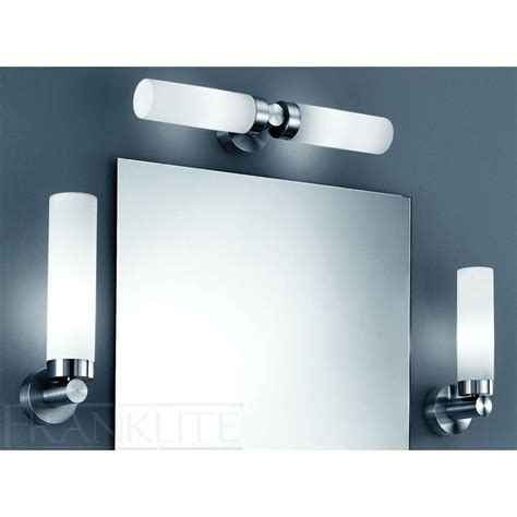 best lighting for bathroom mirror franklite wb559 bathroom over mirror light franklite