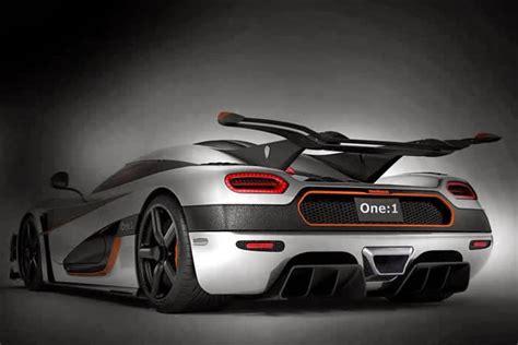 Koenigsegg And Bugatti For Luxury Sporty Koenigsegg One 1 Will Tackle