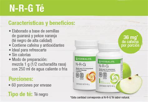 N R G t 233 n r g de herbalife