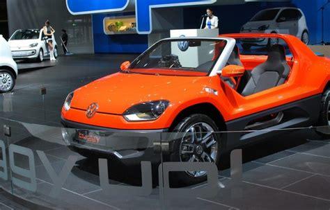 buggy volkswagen 2013 buggy up la versione da spiaggia forse in serie limitata