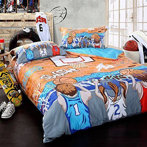 All State 3pc Quilt Bed Set Boys Sports Football Comforter Ebay Houston Rockets Bedding Sets Price Compare