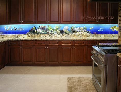 Fish Tank In Kitchen by 1000 Images About Kitchen Aquarium On