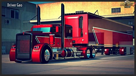 kenworth trailers kenworth the phantom phantom trailer v1 0 187 download ets