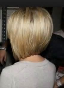 back view of mid length hair bob bob haircuts stacked bob layered bob inverted bob shoulder