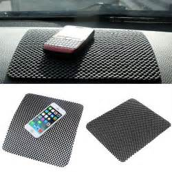 Sticky Dashboard Mats Car Dashboard Sticky Pad Mat Anti Non Slip Gadget Mobile