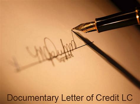 Sdg E Letter Of Credit what is a letter of credit and how it is opened