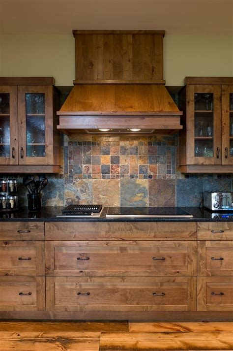 brilliant wood range hoods kitchen traditional with