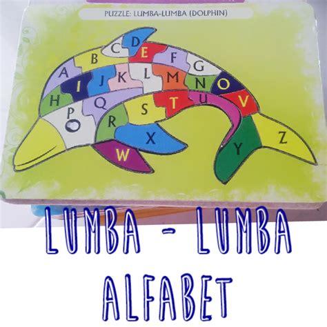 Puzzle Alfabet Angka Kura Kura Promo o store puzzle kayu huruf alfabet karakter hewan