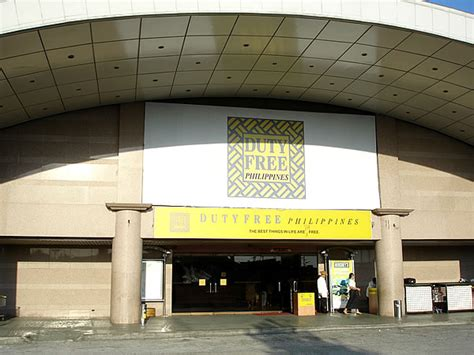 Philippine Airport Tax Rise by Duty Free Philippines Boosted By Tax Exemption The