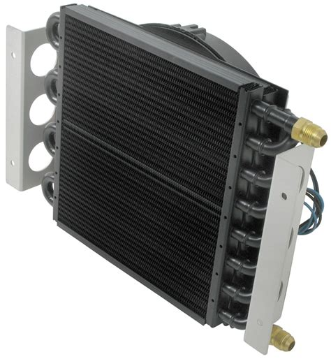 oil cooler with fan 2014 jeep cherokee derale 16 pass electra cool remote