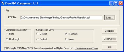 compress pdf for web viewing free pdf compressor download