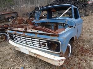 Ford Truck Salvage Yards Salvage Yard Visit Ford Truck Enthusiasts Forums