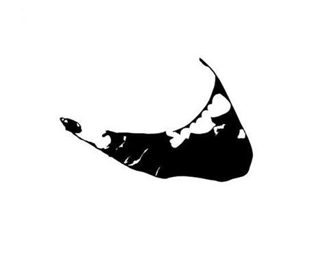 Cape Cod Designs Island Silhouette Clipart Best