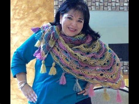 tejer chal rectangular laura cepeda tejido palestina japonesa gancho f 225 cil y r 225 pido yo