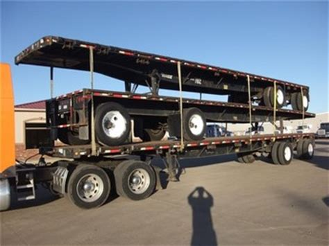 flat bed trailers for sale three easy steps to more used trailers sales flatbed