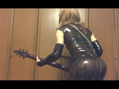 Are You Into Rubber by Blind Guardian Into The Guitar Cover With Rubber